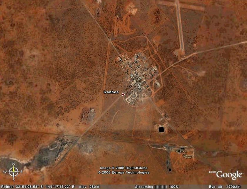 Aerial Photo Ivanhoe - 2006