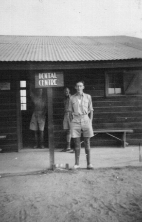 Dental Clinic Sept 1941 Mughazi1